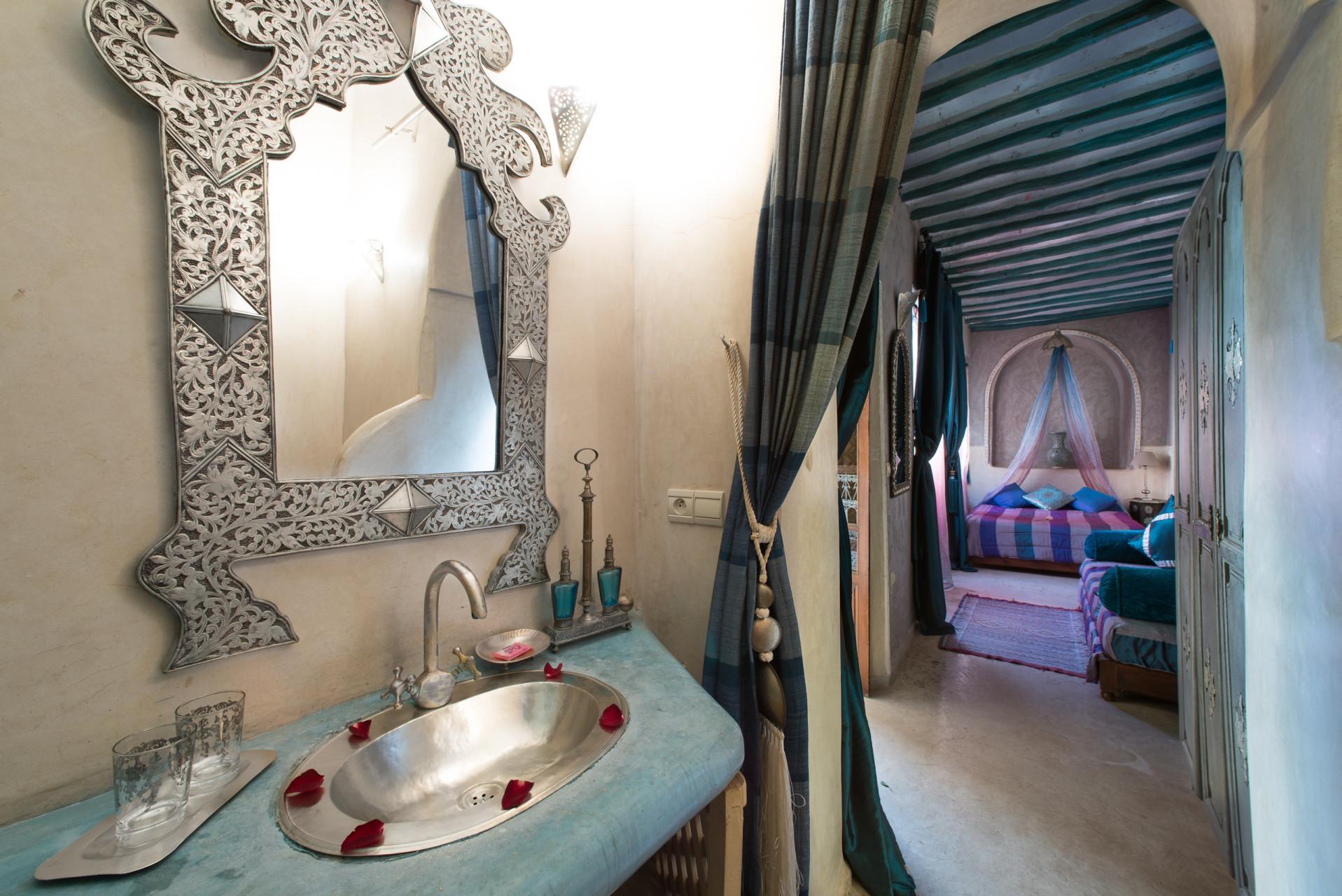 riad lorsya marrakech interiors