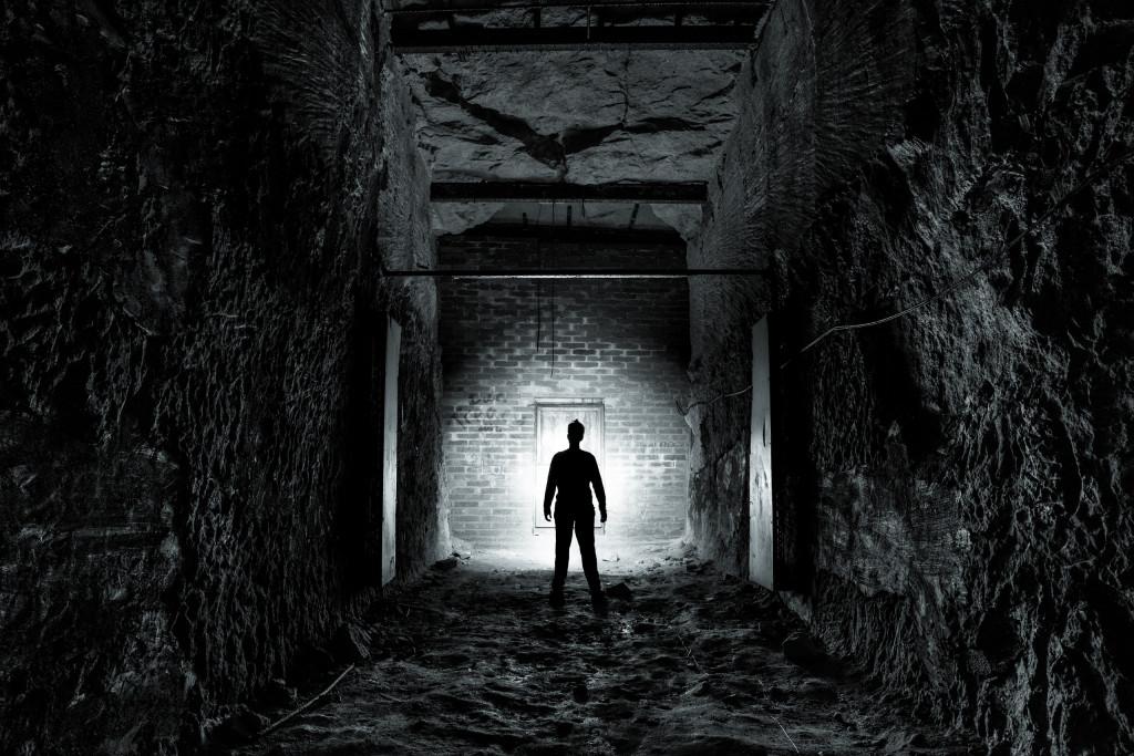Door to Tunnel Quarry