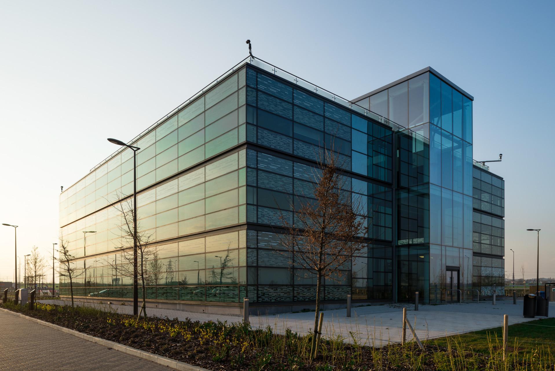 Port Admin Building