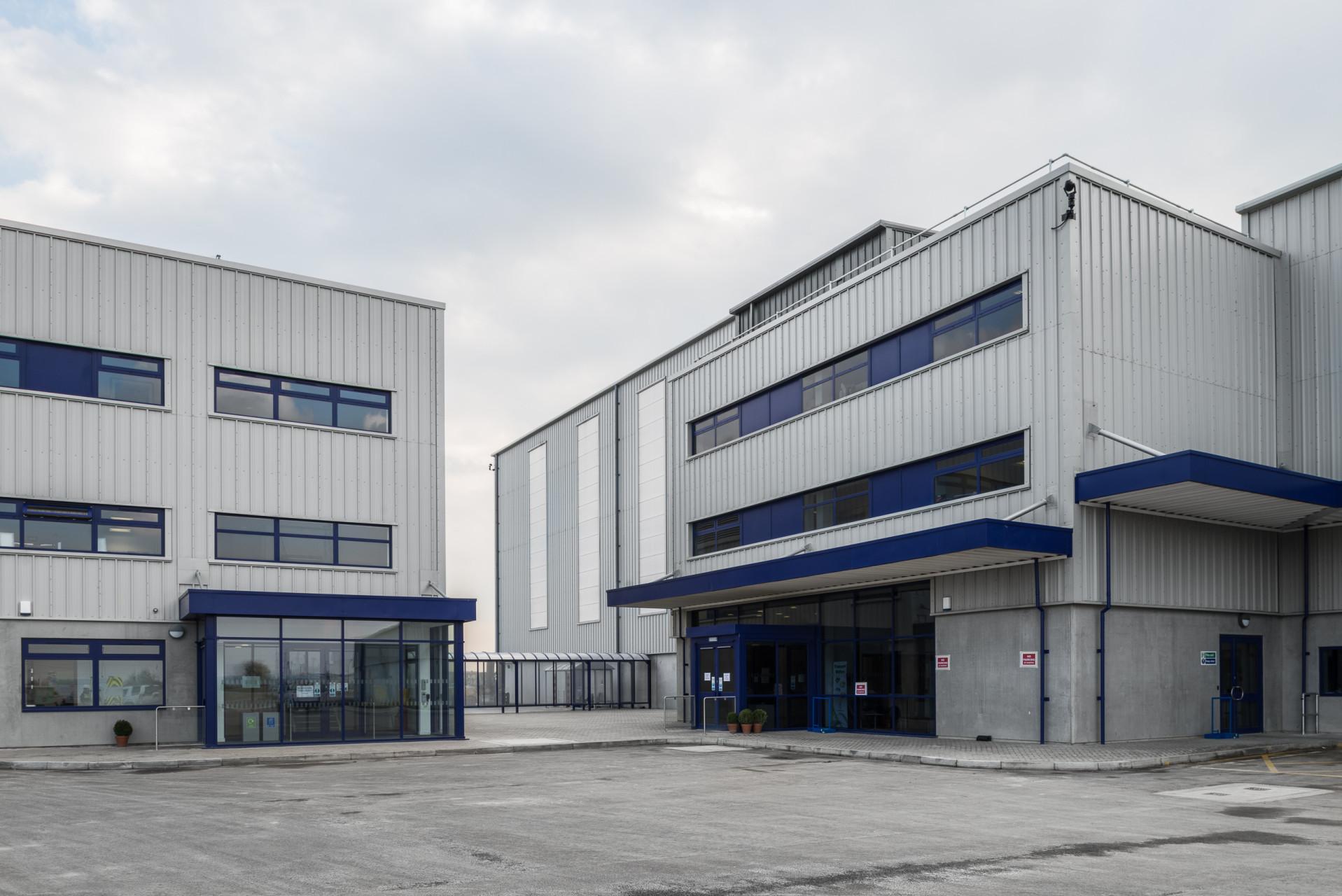 Port Maintenance Buildings